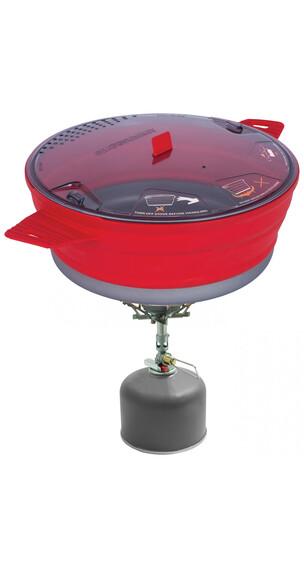 Sea to Summit X-Pot 4 L Red